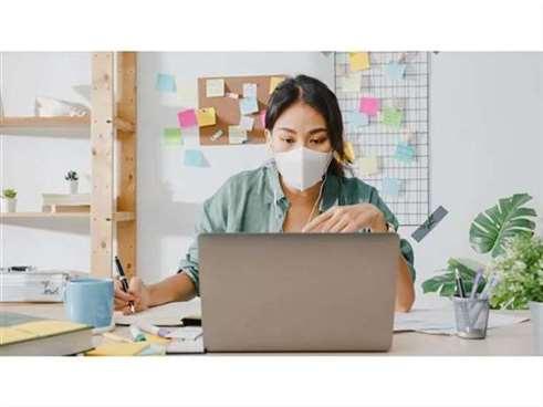 本土疫情扩大,公司实施在家上班/分流办公5点提醒