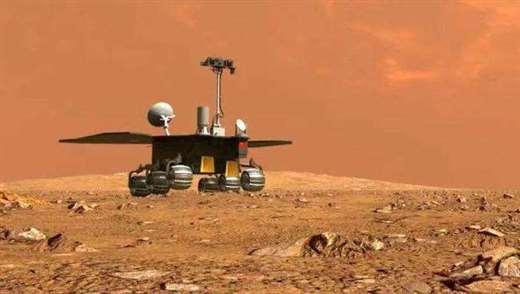"""中国首辆火星车命名""""祝融号"""",名称寓意你真的清楚吗?"""