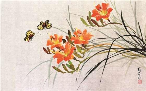 中国母亲花
