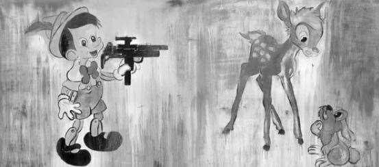 用艺术为苦难动物发声  激发人类慈悲心