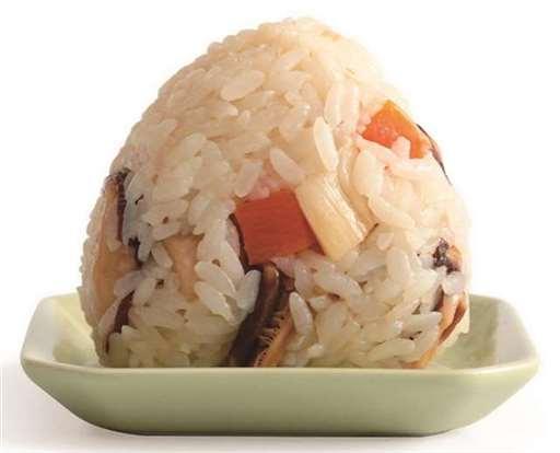 竹笋炊饭饭�a  暖暖阳光味