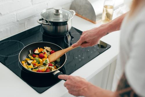居家防疫别只吃泡面零食,来试试自己下厨吧