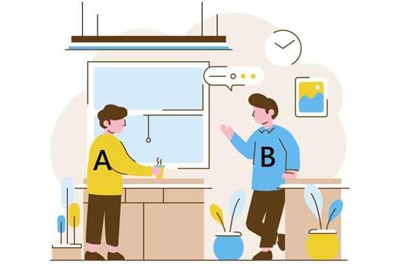 心理测验:职场中的你白目吗?从茶水间行为看出你的白目指数